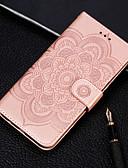 halpa Puhelimen kuoret-Etui Käyttötarkoitus Huawei Huawei P30 / Huawei P30 Pro / Huawei P30 Lite Lomapkko / Korttikotelo / Tuella Suojakuori Kukka Kova PU-nahka