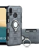זול מגנים לטלפון-מגן עבור Huawei חכמים P חכם 2019 / Huawei Y6 (2019) עמיד בזעזועים כיסוי אחורי אחיד קשיח פלסטי