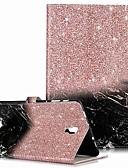 זול מארז Samsung-מגן עבור Samsung Galaxy Tab S4 10.5 (2018) / Tab A2 10.5 (2018) T595 T590 / Samsung S5e T520 10.5 ארנק / מחזיק כרטיסים / עם מעמד כיסוי מלא שיש קשיח עור PU