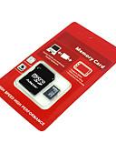 זול מחזיקים ומרכבים-LITBest 8GB מיקרו SD / TF כרטיס זיכרון Class10 TF Card טלפון נייד