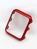 זול מגנים לטלפון-מקרים עבור Apple Watch סדרה 4/3/2/1 תאימות פלסטיק התפוח