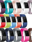 halpa Smartwatch-nauhat-urheilu silikoni ranneke rannehihna katsella bändi rannekoru fitbit lataus 2 smart katsella