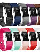 זול להקות Smartwatch-ספורט סיליקון wristband wristband רצועת רצועת היד צפה צמיד הלהקה עבור