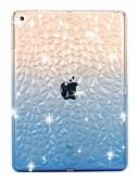 hesapli ipad kılıfı-apple ipad mini 5 / yeni hava (2019) şeffaf / darbeye dayanıklı 3d arka kapak renk degrade yumuşak tpu ipad için pro 9.7 '' / ipad (2017) / (2018) pro 10.5 / ipad 2/3/4 / hava 2 / pro 11 '' / mini
