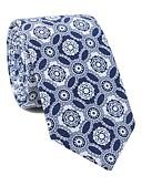 abordables Corbatas y Pajaritas para Hombre-Hombre Corbata - Fiesta / Activo Geométrico / Estampado