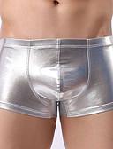 זול תחתוני גברים אקזוטיים-בגדי ריקוד גברים בסיסי בוקסר ספנדקס חלק 1 מותן נמוך