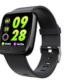 זול עור-y7 שעון חכם ip67 עמיד למים כושר גשש קצב הלב לפקח לחץ דם גברים גברים שעון smartwatch עבור אנדרואיד ios