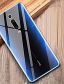 זול מגנים לטלפון-מגן עבור Xiaomi Xiaomi Redmi Note 7 Pro / Xiaomi Redmi 7 / Xiaomi Mi 9T שקוף כיסוי אחורי אחיד רך TPU