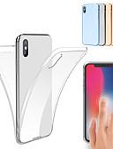 זול מגנים לטלפון-המקרה עבור iPhone xs max xs 360 גוף מלא tpu מקרה עבור iPhone xr 8 פלוס 8 7 פלוס 7 6 ועוד 6