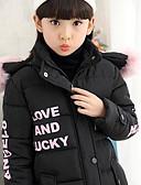 رخيصةأون معاطف و سترات البنات-جاكيت و معطف لون سادة للفتيات أطفال