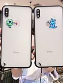hesapli iPhone Kılıfları-Pouzdro Uyumluluk Apple iPhone XS / iPhone XR / iPhone XS Max Şoka Dayanıklı / Toz Geçirmez / Temalı Arka Kapak Karton TPU