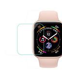 """זול מגנים לטלפון-חדש מזג זכוכית כיסוי מלא עבור Apple לצפות סדרה 4 5pcs 40 מ""""מ / 44 מ""""מ"""