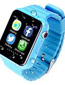 povoljno Džemperi i kardigani za dječake-V7k gps pametni beba telefon watch djeca gps smartwatch dodirni zaslon s fotoaparatom sos lokacija uređaj tracker dijete sigurno anti-izgubljen