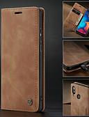 povoljno Maske za mobitele-Θήκη Za Samsung Galaxy Galaxy A20e Novčanik / Utor za kartice / Otporno na trešnju Korice Jednobojni Tvrdo PU koža / Ultra tanko
