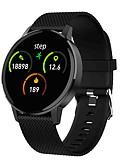 hesapli Akıllı Saatler-T4 kadınlar smart watch erkekler nabız kan basıncı monitörü moda spor izle spor izci android veya ios için