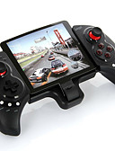 זול במקרה iPad-ipega pg-9023 אלחוטי Bluetooth gamepad הטלסקופי המשחקים בקר משחק ג 'ויסטיק עבור אנדרואיד טלפון Tablet Tablet PC