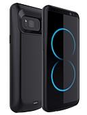 Недорогие Внешние аккумуляторы-5000 mAh Назначение Внешняя батарея Power Bank 5 V Назначение 2 A Назначение Зарядное устройство Кейс со встроенной батареей для Samsung