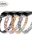 hesapli Smartwatch Bantları-Watch Band için Fitbit HR'ye İlham Ver / Fitbit ilham Fitbit Takı Tasarımları Paslanmaz Çelik Bilek Askısı
