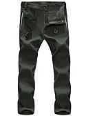 halpa Naisten housut-Naisten Perus Chinos housut Housut - Yhtenäinen Punainen, Perinteinen Musta Laivastosininen Tumman harmaa XS S M