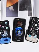 זול מגנים לטלפון-מגן עבור Samsung Galaxy S8 Plus / S8 / S7 edge עמיד במים / עמיד לאבק / תבנית כיסוי אחורי שמיים TPU