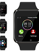 זול להקות Smartwatch-שעון כף היד שעון חכם עם מד מהירות sim עם smartwatch sim עבור הטלפון החכם אנדרואיד