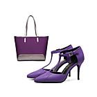 Sapatos Ultra Violeta