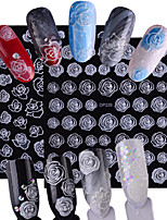 Cheap nail stickers online nail stickers for 2017 2 nail art sticker 3d nail stickers sticker makeup cosmetic nail art design prinsesfo Choice Image