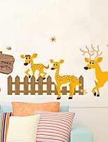 Cheap Wall Stickers Wall Decal Decorative Wall Stickers   Plane Wall  Stickers Animals Re
