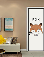 Cheap Wall Stickers Decorative Wall Stickers / Door Stickers   Animal Wall  Stickers / Holiday