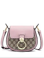 02eccc0e721d1 رخيصةأون حقائب-نسائي أكياس PU حقيبة كروس سحاب أحمر   وردي بلاشيهغ