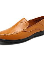 ace982b4ce Χαμηλού Κόστους Δερμάτινα παπούτσια-Ανδρικά Δερμάτινα παπούτσια Δερμάτινο  Άνοιξη   Φθινόπωρο Καθημερινό   Βρετανικό Μοκασίνια