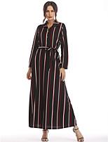 176f37934 abordables Vestidos de Mujer-Mujer Elegante Corte Swing Vestido - Correa