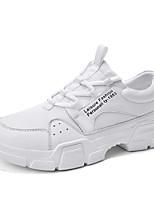 241b2af0a رخيصةأون أحذية الرجال-رجالي أحذية جلدية شبكة / جلد للربيع والصيف / خريف  &
