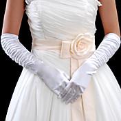 guante guantes nupciales fiesta / guantes de noche estilo femenino clásico