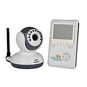 ワイヤレスデジタルベビーモニターキット+ 2ウェイトーク+ WIFI無料(2.4GHz帯)