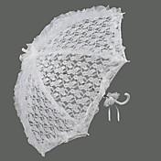 ホワイト♥レース♥ウェディング日傘