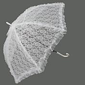 レース♥ウェディング日傘
