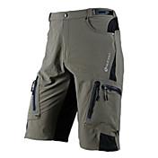 Nuckily Shorts de Ciclismo Hombre Bicicleta Shorts/Malla corta Pantalones cortos para MTB Prendas de abajo Ropa para Ciclismo Impermeable