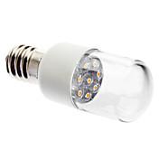 0.5W E14 Luces LED en Vela 7 leds LED Dip Decorativa Blanco Cálido 2800lm 2800KK AC 100-240V
