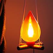 薪スタイルランプ夜ライト(ランダムカラー)