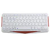 Ultrathin Keyboard Bluetooth con soporte para televisión inteligente y Tablet PC