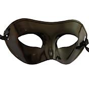 コスプレ マスク 男女兼用 ハロウィーン カーニバル 新年 イベント/ホリデー ハロウィーンコスチューム ブラック ゼブラプリント