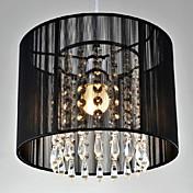 Moderno/Contemporáneo Cristal LED Lámparas Colgantes Luz Downlight Para Dormitorio Comedor Blanco Cálido Blanco Frío 110-120V 220-240V