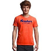 男性用 日常 Tシャツ ソリッド コットン 半袖