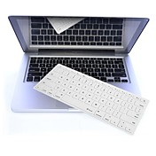 """タロスのブランドのMacBook 13.3 """"MacBook Airの(アソートカラー)用の空気カラフルなシリコーン膜キーボード"""