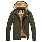 SMR Men's Fashion Stand Collar Jacket_8802