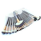 24 Sistemas de cepillo Pincel de Nylon Rostro / Labio / Ojo Otros