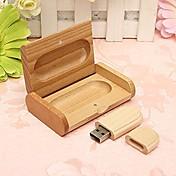 madera preciosa modelo de memoria usb 2.0 pulgar unidad de disco de la pluma unidad flash driveu 4gb