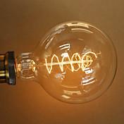 40w e27 retro průmyslový transparentní žárovka