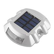 Luces solares LED 6 LED Blanco Fresco / Rojo / Azul Recargable / Decorativa Batería